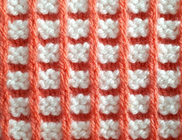 Basket Stitch Pattern [FREE Knitted Stitch Pattern] | learnknittingonline.com