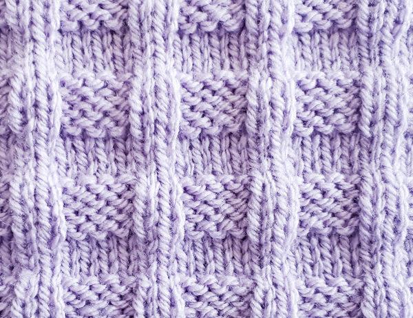 Belt Welt Stitch Pattern | learnknittingonline.com