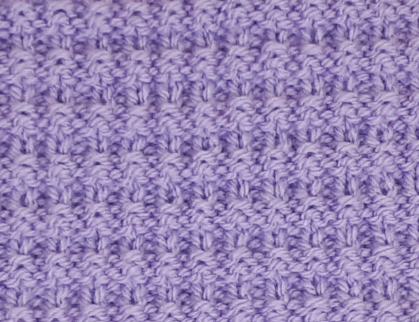 Interrupted Rib Stitch Pattern [FREE Knitted Stitch Pattern]   learnknittingonline.com