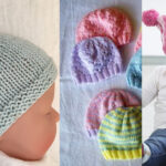 Try These Free Baby Hat Knitting Patterns [FREE Knitting Patterns]