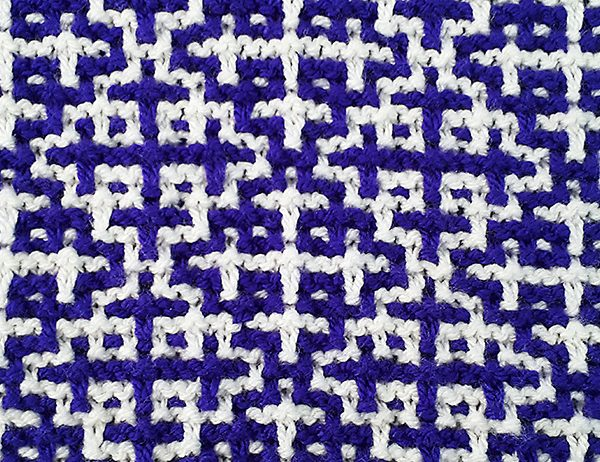All You Need To Know About Mosaic Knitting | learnknittingonline