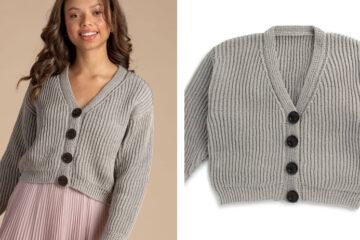 Trinity Bellwoods Knit Cardigan [FREE Knitting Pattern] | learnknittingonline.com