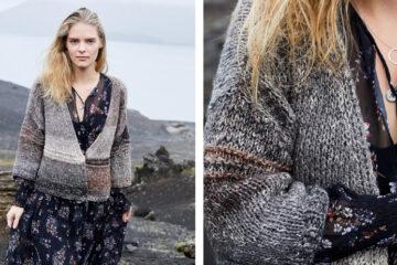 Vogar Knit Cardigan [FREE Knitting Pattern]   learnknittingonline.com