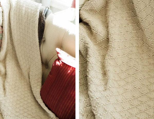 Wonderful Walla Knit Blanket [FREE Knitting Pattern]   learnknittingonline.com