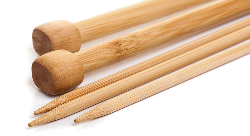 9 Things To Know About Knitting Needle Sizes | learnknittingonline.com
