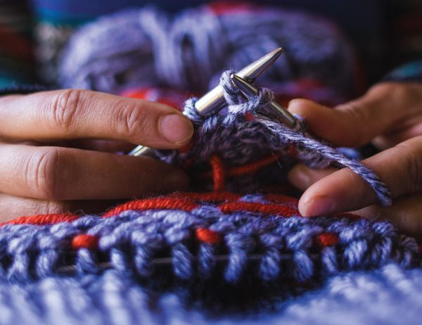 Do You Know What Your Knitting Skill Level Is? | learnknittingonline.com