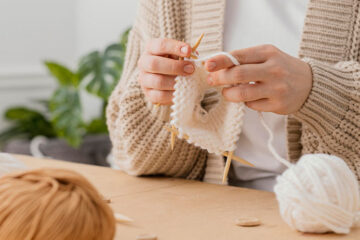 6 Things to Know About Whether You Are a Process or Product Knitter | learnknittingonline.com