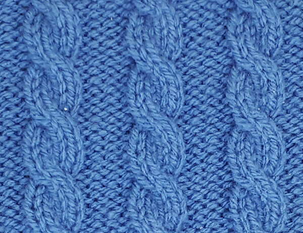 Four Stitch Cable 2 | learnknittingonline.com