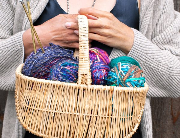 Knitting Skills: 7 Yarn Weights and the Language to Understand Them | learnknittingonline.com